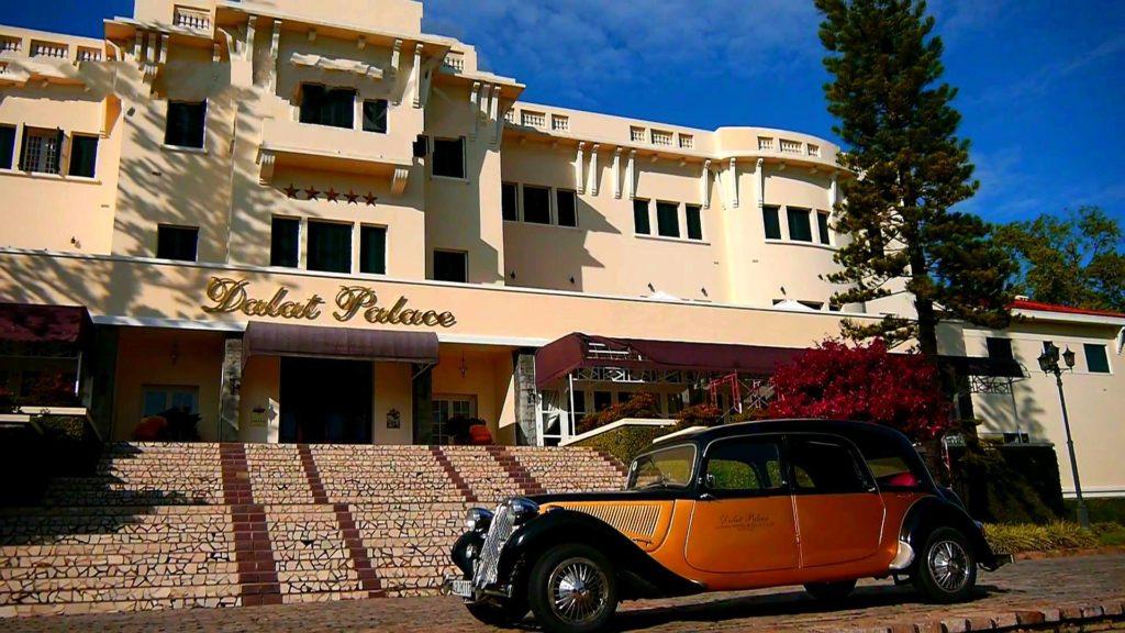 Отель Palace Hotel в Далате
