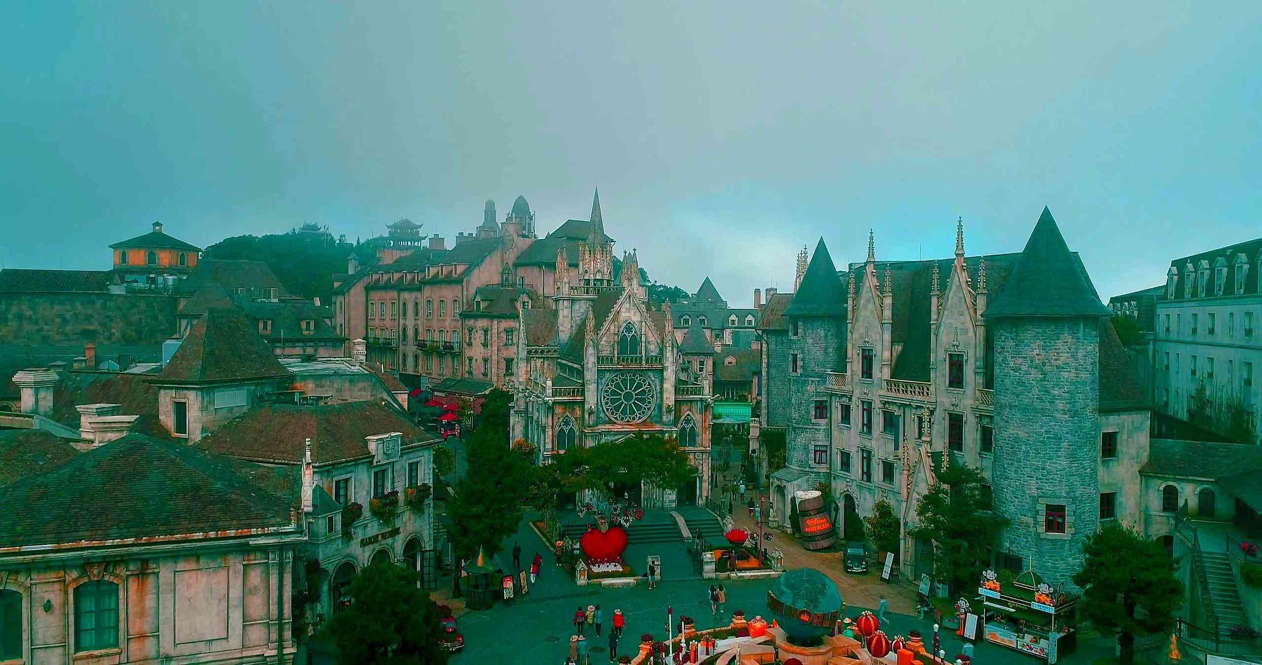 Города Вьетнама