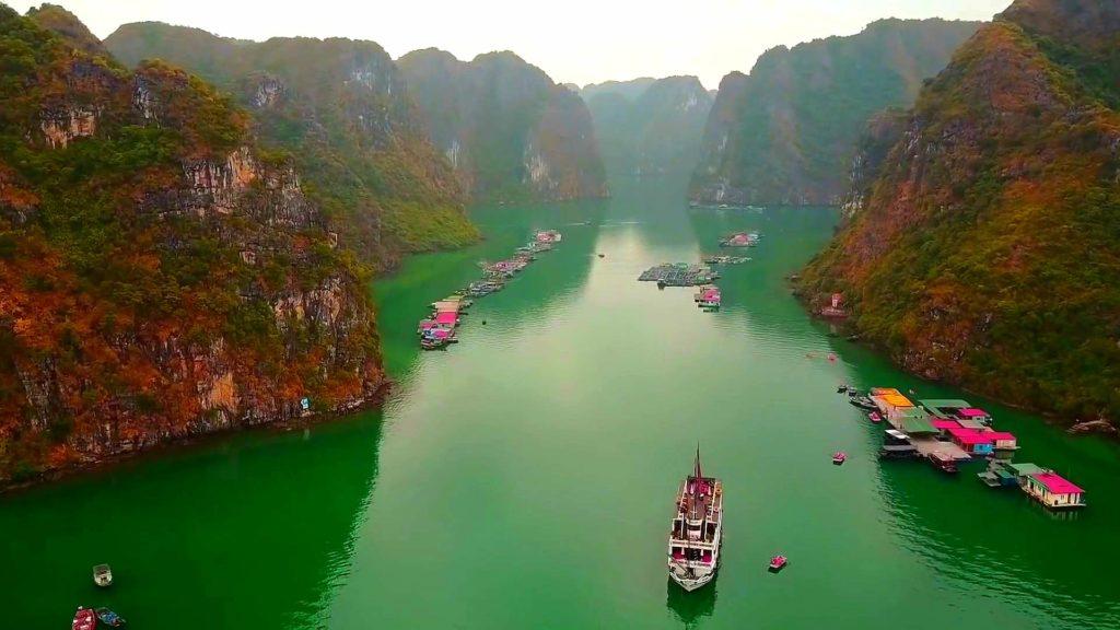 Озеро Вьетнам