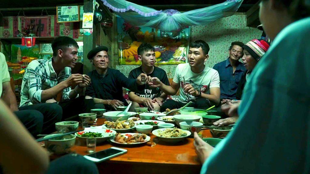 Вьетнамцы и семейная жизнь
