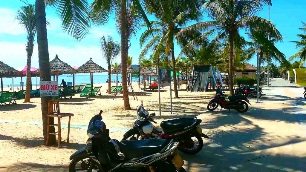 Ми Кхе пляж Дананга