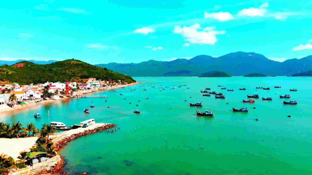 Город Нячанг Вьетнам