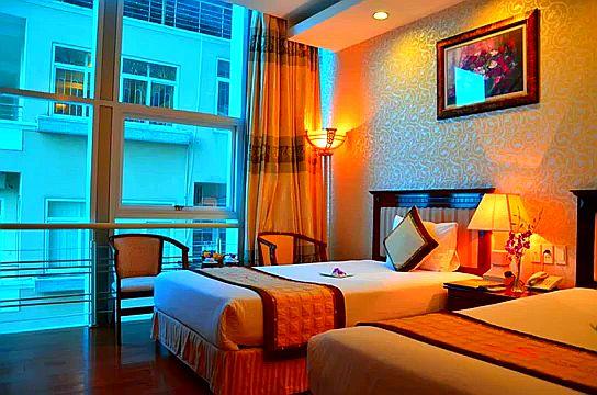 Отель Sun River Вьетнам