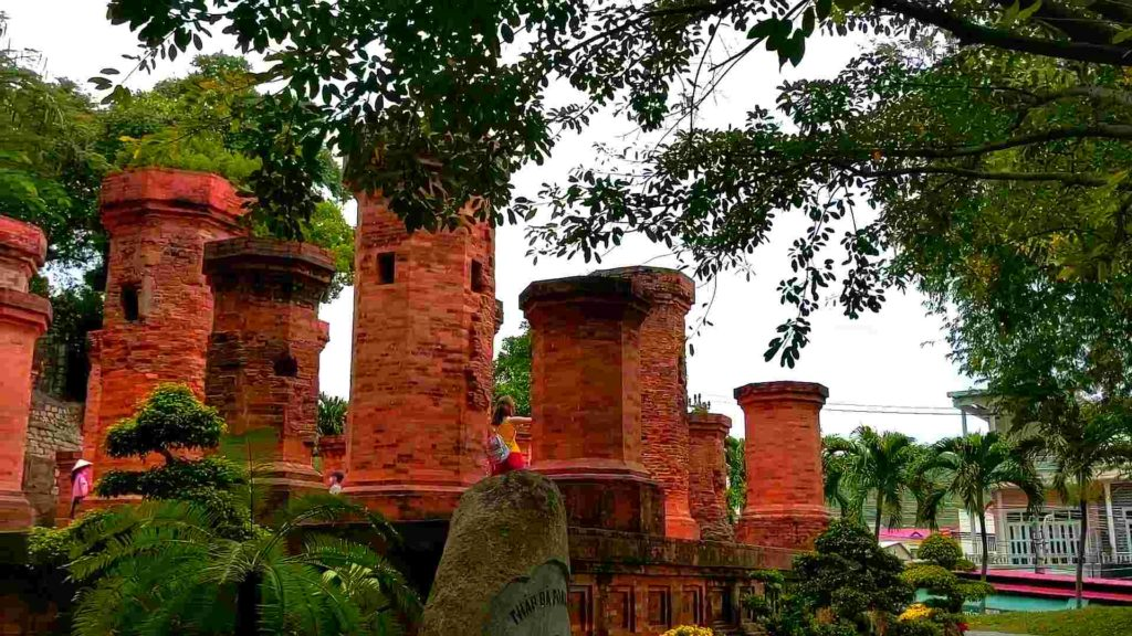 Нячанг башни понагар