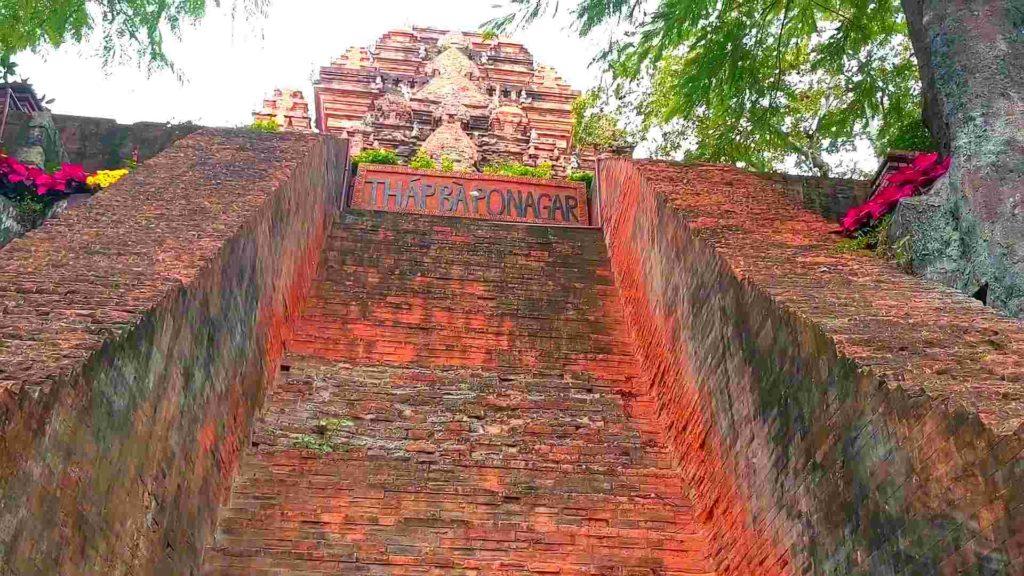 вьетнам нячанг башни понагар