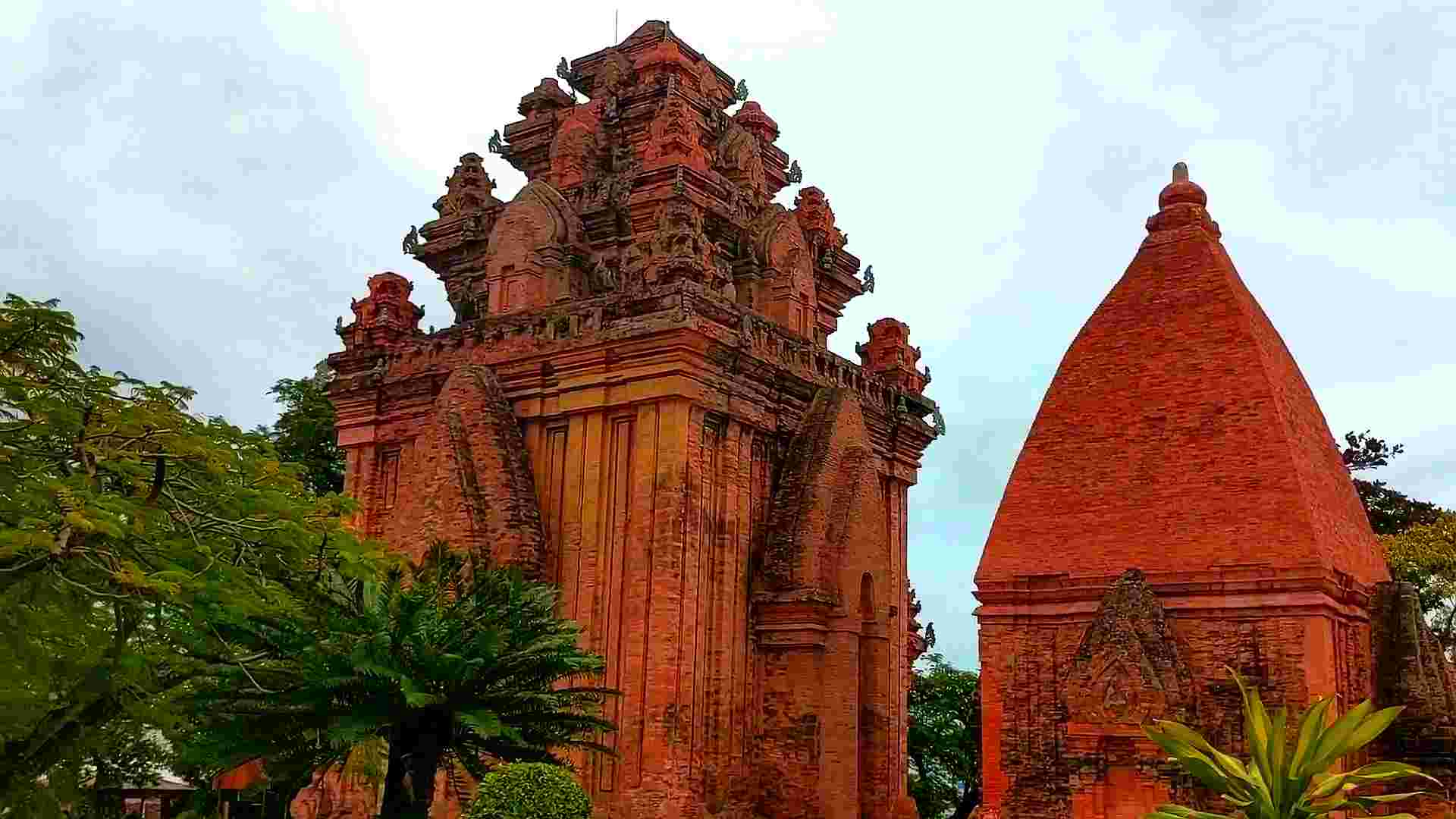 нячанг вьетнам башни понагар