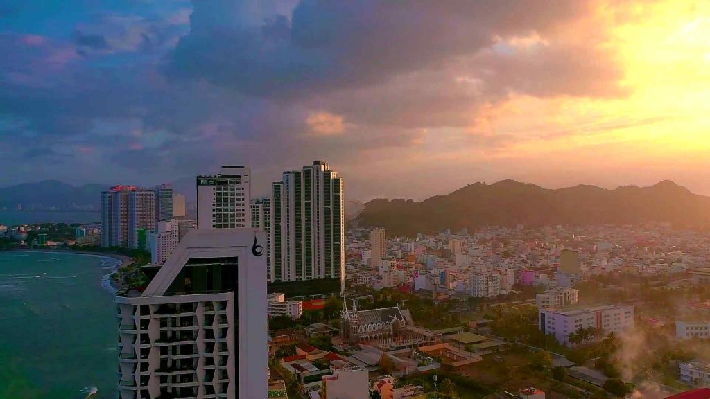 Нячанг фото города