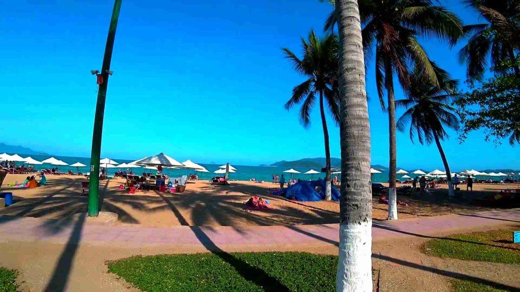 Нячанг фото пляжа